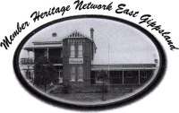 East Gippsland Historical Society Inc.