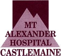 Mt. Alexander Hospital History Room