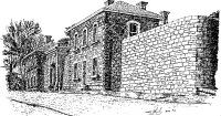 J Ward : Old Ararat Gaol