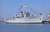 HMAS Castlemaine Maritime Museum Ship