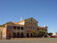 Goldfields Exhibition