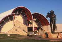 Australian Stockmen's Hall of Fame - Longreach.