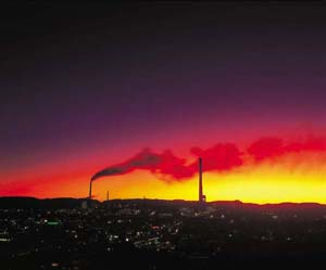 Mount Isa city lights