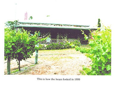 This is how the house looked in 1999.