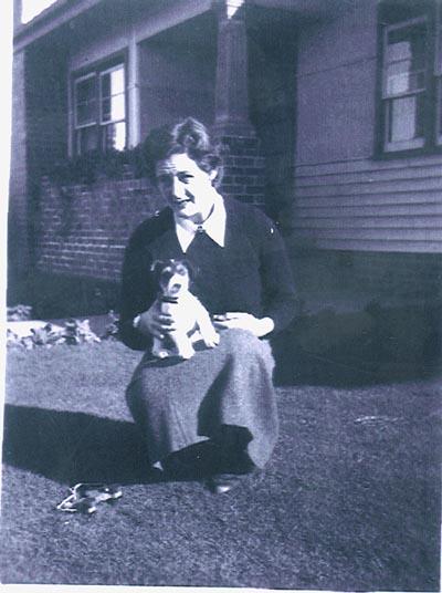 Deborah Gavens 1950