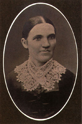 Grace Cole (born Nicholas) 1834-1916