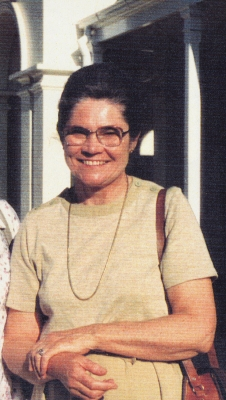 Beth Chamberlain c.1968