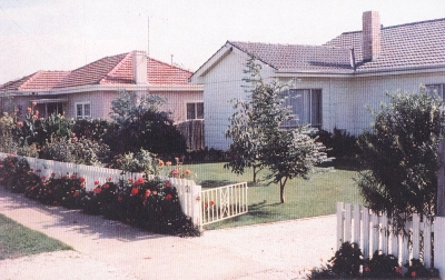 Home at Echuca 1960-1968
