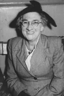Clara Pitt c.1960