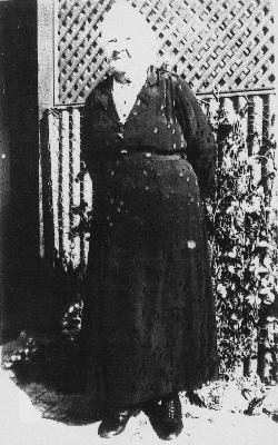 Lillian Adair, approx. 80