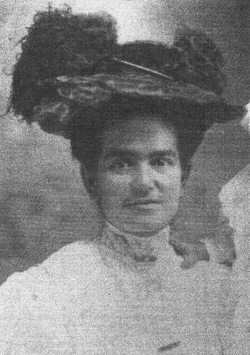 Eleanor Symonds, 23