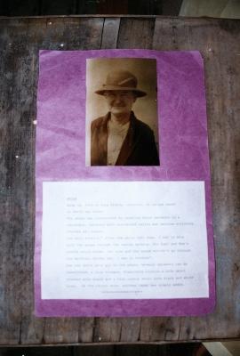 Anna Bishop, maker