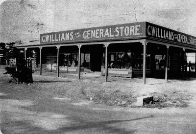 Williams store, Cowes, Philip Island