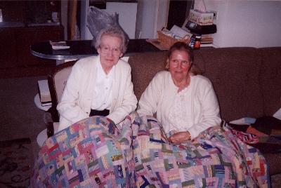 Ethel Nash Parton & Ruth Nash Allen 1997