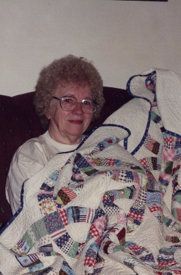 Olive Goldie Dingley Creek 1997