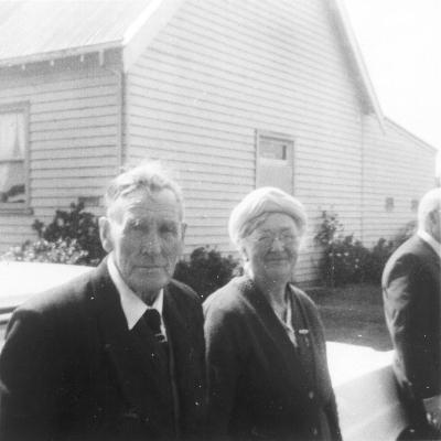 Celia and Jack Aitken