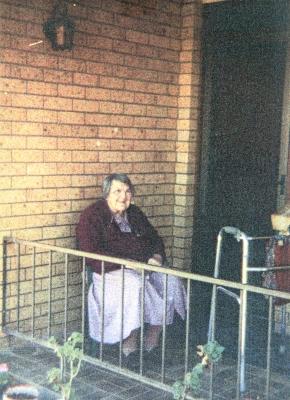 Nellie Jackson c.1990