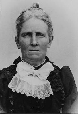 Julia Jeffries c.1900