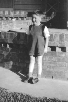 Kenneth Johnson in 1954