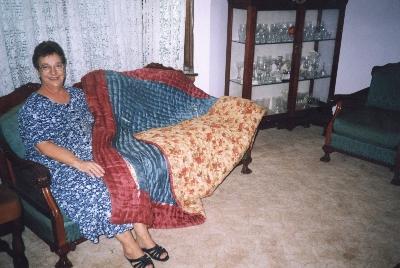 Christina Kazaglis, 2000