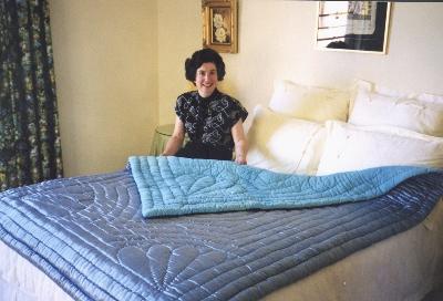 Effie Kalenderidis, 2001