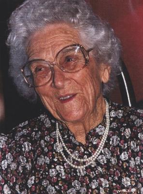 Tillie aged 90