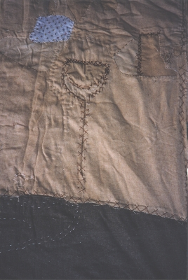 Repairs made by Tillie in 1992