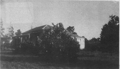 The first home at Yarrara