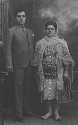 Eleftherios & Maria Efstathis 1933