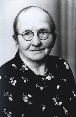 Matilda Hutchinson 1950