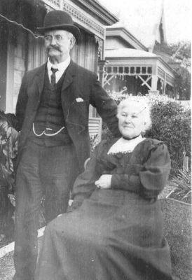 John and Margaret Clucas